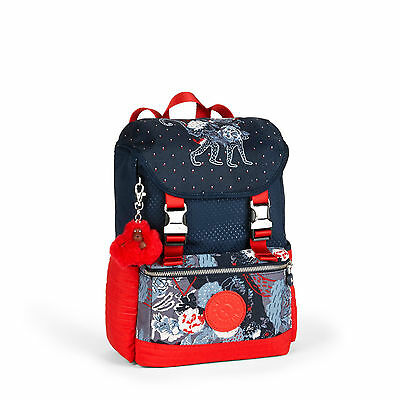 BNWT Kipling EXPERIENCE S Small Backpack/Rucksack ALEX BLOOM 2 Fall 2016 RRP£119
