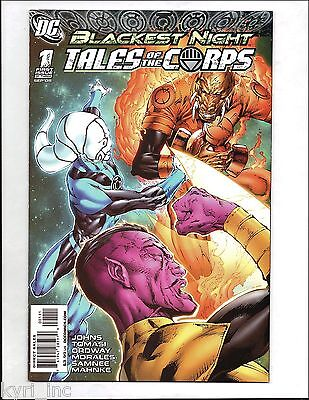 BLACKEST NIGHT TALES of THE CORPS # 1 2 3 of 3 GREEN LANTERN SINESTRO DC COMICS