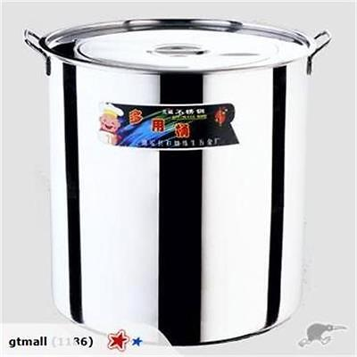 New Large 56L Stainless Steel Stock Pot Sauce Set