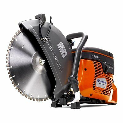 "New Husqvarna K760/14 14"" 355mm Quick Cut Demolition Saw"