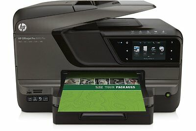 Official HP Officejet Pro 8600 Plus All-in One Print Scan Fax *VGWC* +Warranty!