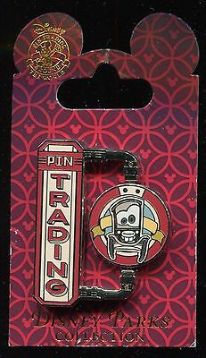 DLR Cars Land Carburetor County Trading Association Sign Disney Pin 90888