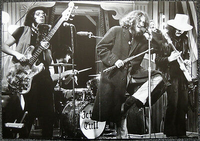 Jethro Tull Poster Page 1968 With Tony Iommi