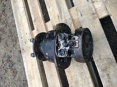 Ransomes Parkway 2250 O/S Front Wheel Hydraulic Motor Good Working Order