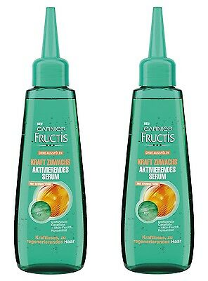 Garnier Fructis Stemoxydine Neogenic (2x pack of Grow Strong Serum 84 mL)
