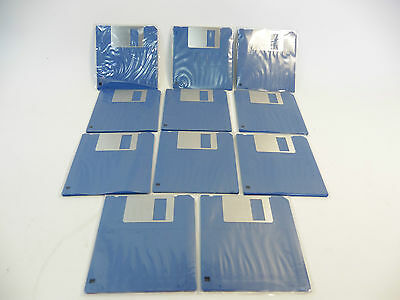 Lot De 11 Disquettes Neuves/made In Japan/3 1/2
