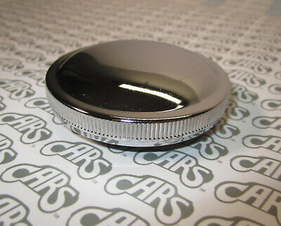 1927-1964 Dodge & Plymouth Gas Cap. Dodge Truck, Wagon Stainless Steel | GC366R