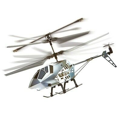 Gyroscope wireless Helicopter with 3 Channel Infrared control Kids Christmas fun