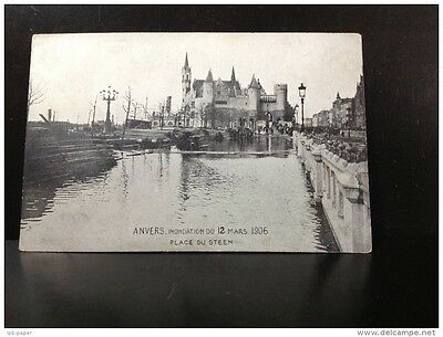 Anvers - Place Loos