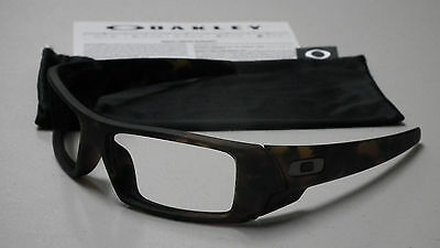 Oakley Gascan Matte Tortoise Sunglasses Frame Oo9014-1660 *authentic*