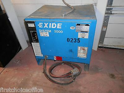 Exide Battery Charger System 3000