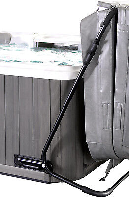 Hot Tub Cover Lifter Cover Mate II Leisure Concepts Butler Spa Tubs