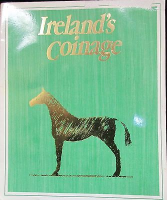 Extremely Scarce 1986 Ireland's Coinage Mint Set With Free Shipping!!!