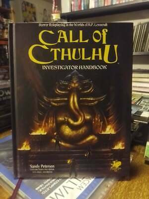 Chaosium Call of Cthulhu 7th Edition RPG