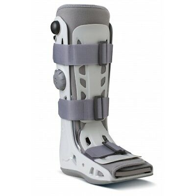 Aircast AirSelect Walker Boot Walking Brace Ankle Fracture Foot Immobiliser