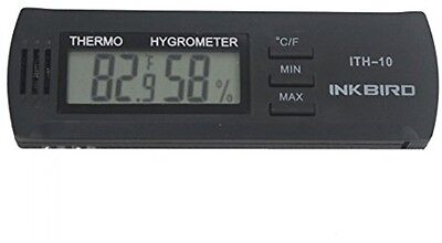 Inkbird Dc 3V Input Digital Thermometer and Humidity Meter Hygrometer