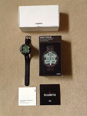 Suunto Vyper Air, Excellent Condition with New Battery in Original Box