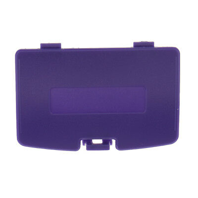 Battery Rear Lid Part Door Back for Nintendo GameBoy Color GBC Purple