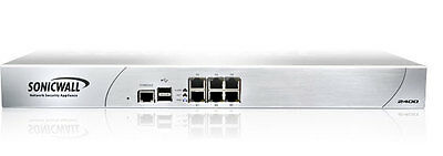 SonicWALL NSA 2400 Network Security Appliance Firewall Only (01-SSC-7020)