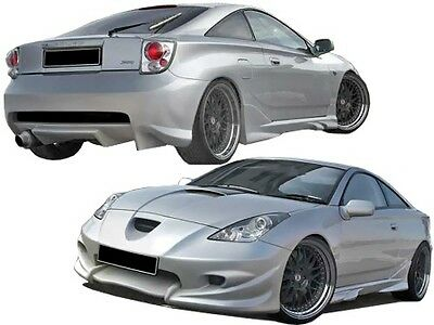 Side skirts Toyota Celica 00 Flash
