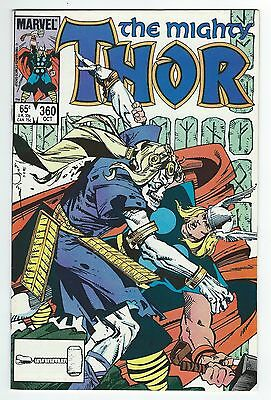 The Mighty Thor #360!! Walt Simonson Art!!! High Grade!!