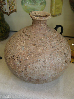 Antique maybe 400 years old Oriental, Middle Eastern or Chinese Pot, Excavation