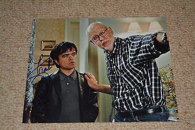 FRANK OZ signed Autogramm 20x25 cm  In Person STAR WARS , MUPPET SHOW Rar!!!