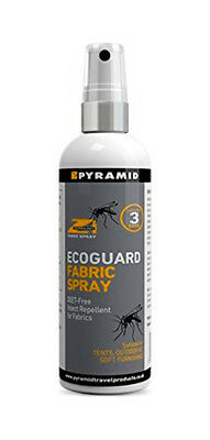 Pyramid 100 ml Permethrin Fabric Spray for Insect/Mosquito Repellent