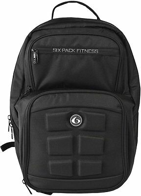 Expedition Meal Mangement System 300 Backpack, 6 PACK BAGS, Black