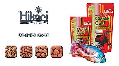 Hikari Cichlid Gold 250g BABY,MINI,MEDIUM ,LARGE