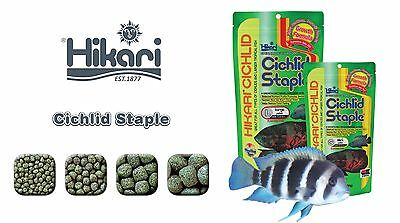 Hikari Cichlid Staple 57g BABY,MINI,MEDIUM ,LARGE