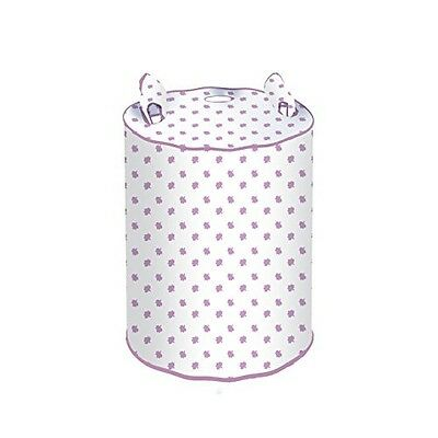 Rayen 2387.50 Butane Gas Cylinder Cover White and Lilac