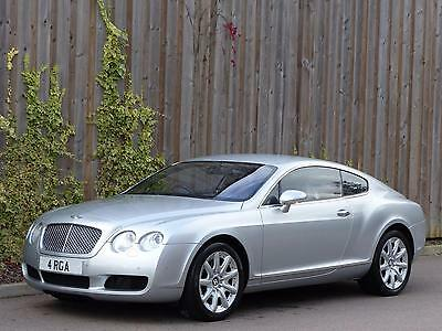 Bentley Continental Gt 6.0 W12 Twin Turbo - 2004/53