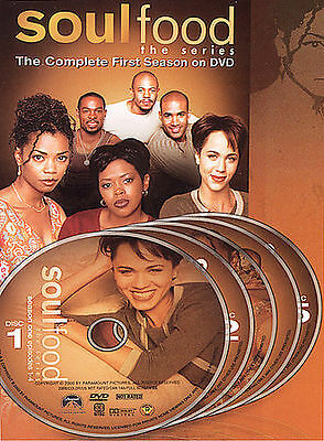 Soul Food - The Complete First Season, Acceptable DVD, Nicole Ari Parker, Malind