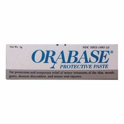 ~ Orabase Protective Paste Protective Paste 5G