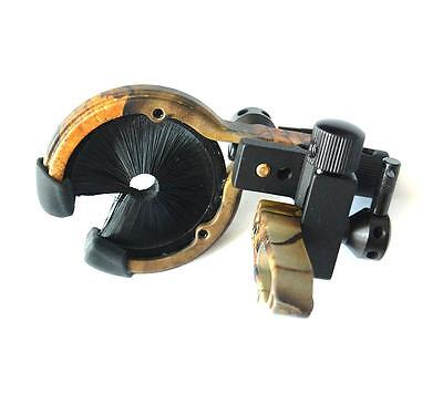 """Camo 3.9"""" Arrow Rest Brush Whisker Right Hand for Hunting Archery Compound Bow"""