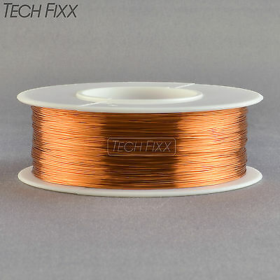 Magnet Wire 36 Gauge AWG Enameled Copper 3100 Feet Coil Winding 200C