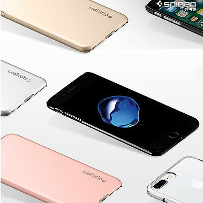 Spigen Thin Fit Premium Slim Hard Protective Cover For Apple iPhone 7 7Plus Case