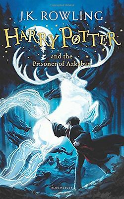 Harry Potter and the Prisoner of Azkaban: 3/7 (Harry Potter 3) Paperback NEW
