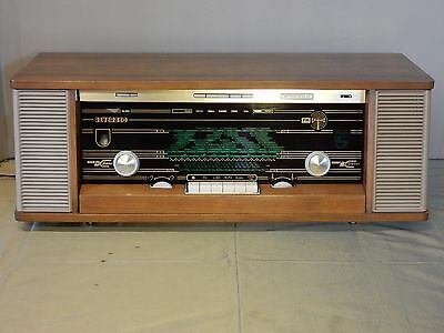 Philips B7X43A Reverbeo  Full stereo and fabulous condition