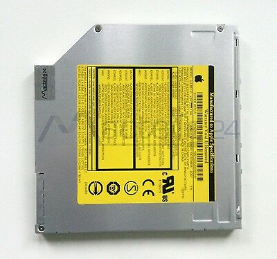 " SuperDrive DVD Laufwerk 13"" 15"" MacBook Pro A1181 A1260 SUPER 857CA  678-0568A"