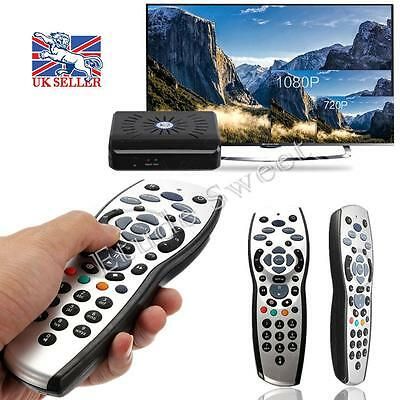 Uk Sky + Plus Hd Rev 9 Remote Control Replacement Top High Quality New
