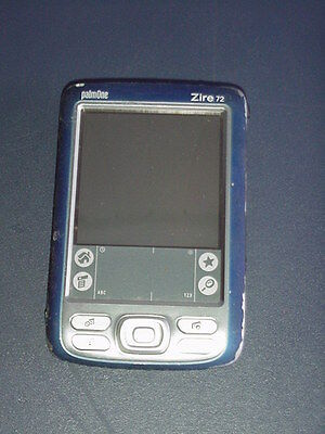 Palm Palmone Zire  72 Handheld Pda Camera As Is No Battery Charger