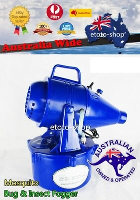 240V Mosquito Insect Fogger Ultra Low Volume Mossie Mozzie Pest Control