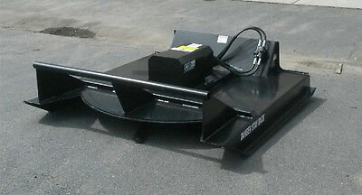 """Skid Steer BrushCutter 72"""" Brush Cutter.  Discounts Available!   Only 2 Left."""