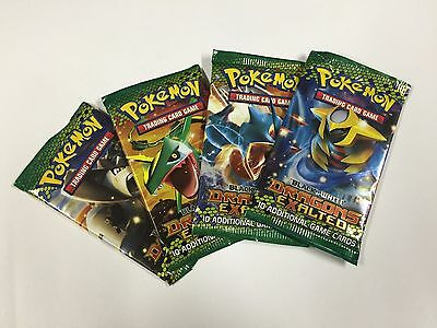 Pokemon Black & WhiteDragons Exalted Booster Pack - 10 Cards - Genuine