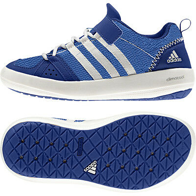Adidas Outdoor 2016 Kid's Climacool Boat CF Water Activity Shoe - B24060 (Col.