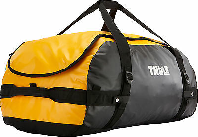 Thule Chasm Large 90 Litre Duffel Luggage Bag Zinnia