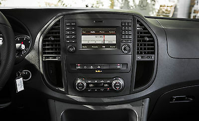 Mercedes Vito 2015 Onwards Front & Rear Camera Input For Audio 15 Unit Only