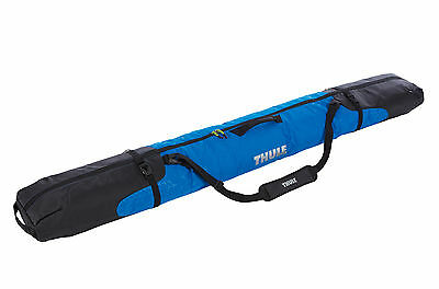 Thule RoundTrip Single Ski Carrier Luggage Carry Bag Black Cobalt